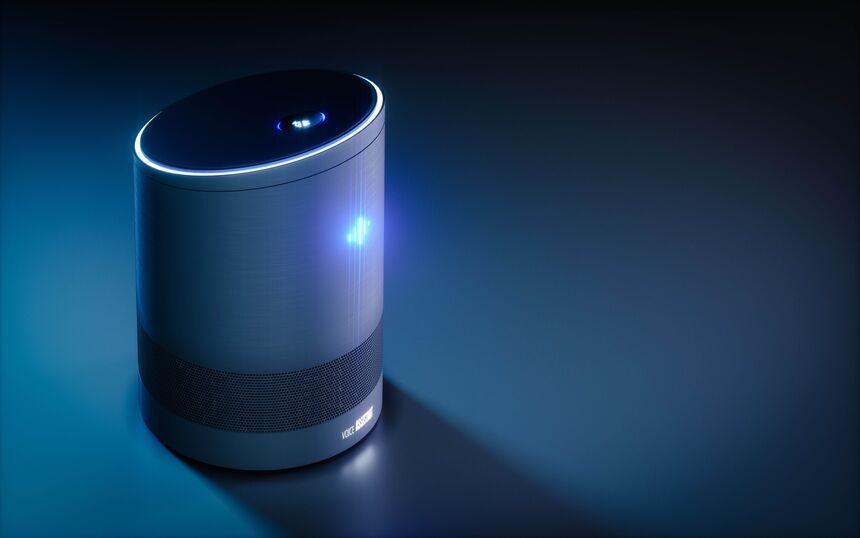 Smart speaker is only the beginning.