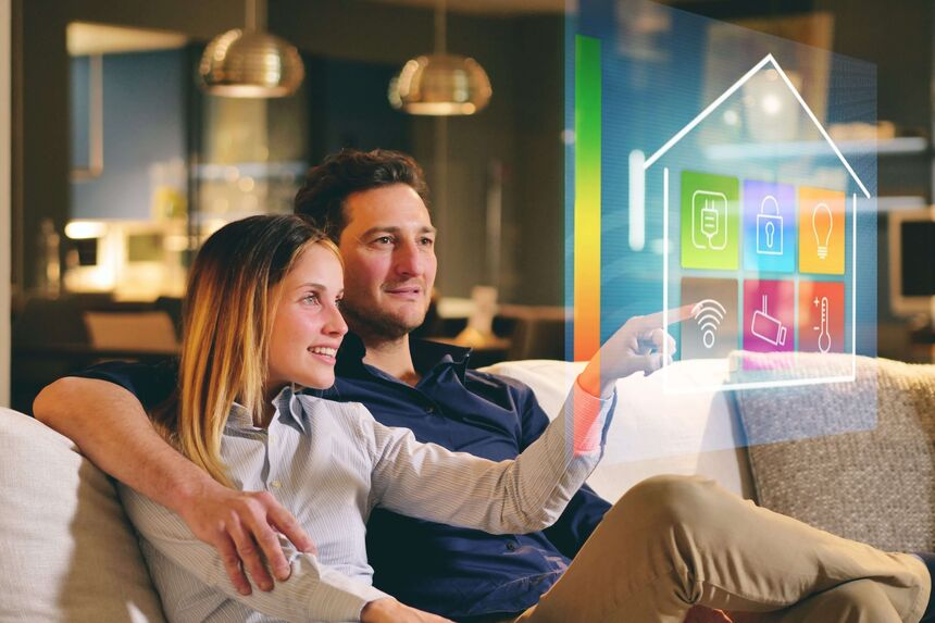 The concept of home automation