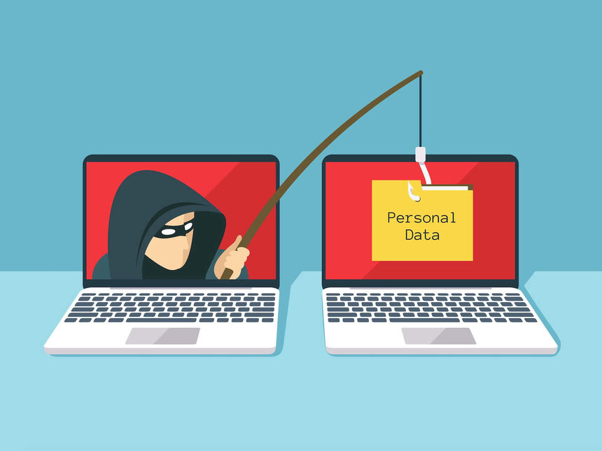 Learn to detect phishing requests