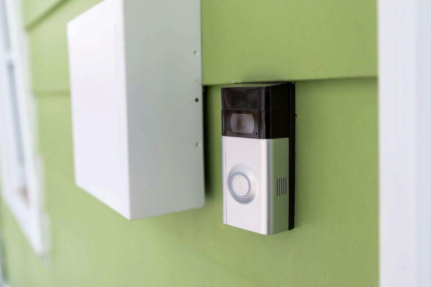 Video doorbell cameras
