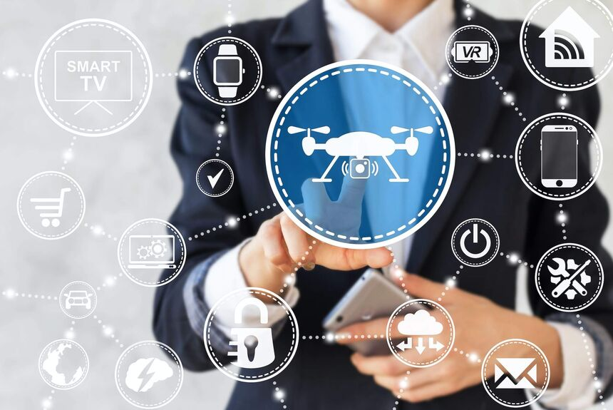 Drone Solutions for Security