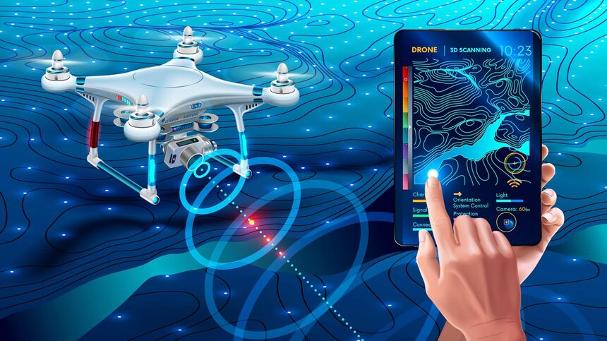 Applications for drones