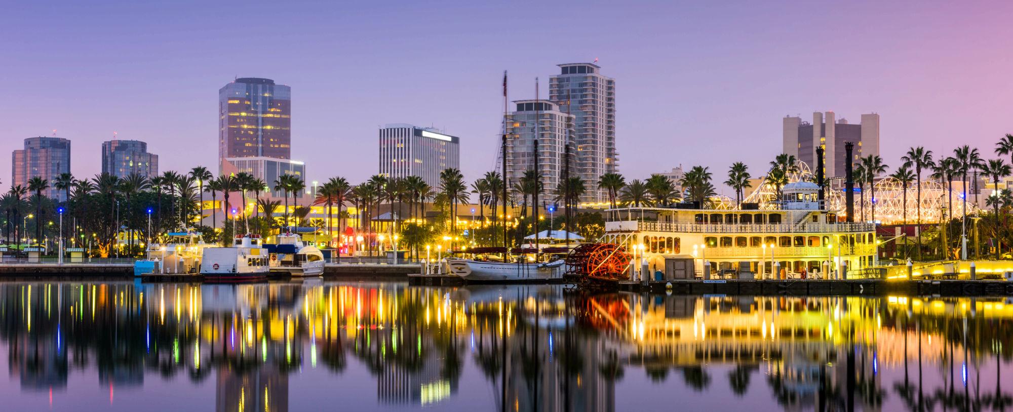 Home Security in Long Beach, California